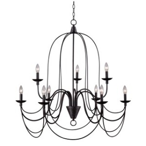 Charleston SC Chandelier rental
