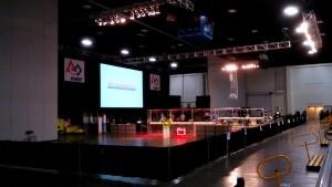 convention AV rentals NC