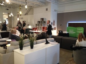 Audiovisual rentals for High Point Market