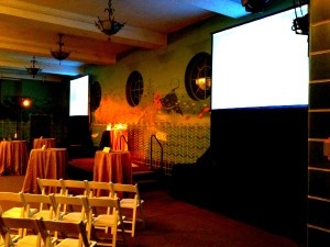 Event lighting rentals in NC