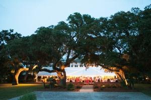 Carolina wedding lighting Lowndes Grove Charleston SC by AV Connections