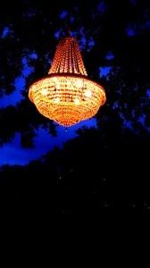 Outdoor specialty lighting rental NC