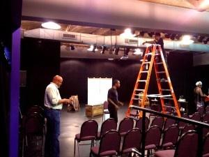 theater AV rentals