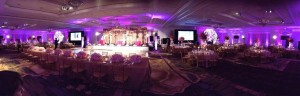 Washington DC Event Lighting
