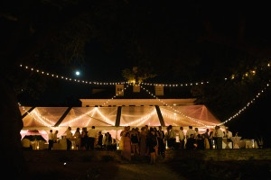Wedding lighting NC by AV Connections