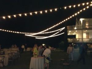Charleston SC Wedding Lighting by AV Connections